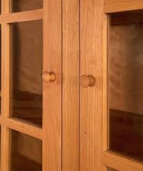 bookcases with glass doors cherry harvestmoon bookcase without
