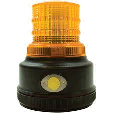 magnetic battery operated led lights blazer led beacon warning light amber magnetic mount model c43a