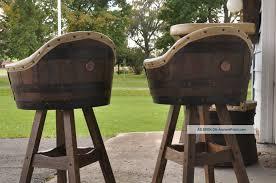 Wine Barrel Rocking Chair Plans 113 Best Whiskey Barrel Furniture Images On Pinterest Whiskey