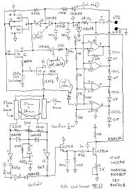 sensor schematic wiring diagram components
