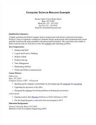 Sample Resume For Lecturer by Lecturer Sample Resume For Computer Science Image Search Results