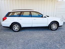 subaru outback wheels subaru outback awd wagon 2003 white used vehicle sales
