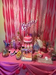 themed parties idea barbie sparkle birthday party ideas birthdays barbie party and