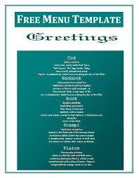 christmas menu word template christmas menu template 32 free psd