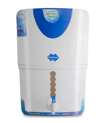 blue mount natural alkaline ro water purifier with 12 litres