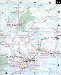 Map Of Bay Area Thunder Bay
