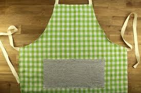 tuto tablier cuisine tuto comment faire propre tablier de cuisine