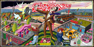 Vanity Of Small Differences Grayson Perry Grayson Perry The Architectonista