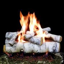 Fireplace Gas Log Sets by Cross Timber Vented Ceramic Gas Log Set Crosses Ceramics And