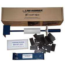 Laminate Flooring Cutting Tools Lam Hammer Standard Laminate And Interlocking Floor Installation