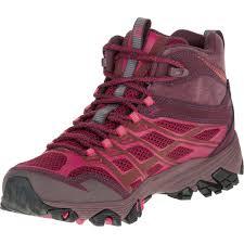 merrell womens boots nz merrell s moab fst mid waterproof boot bivouac store