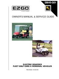 txt fleet 04 07 owners guide battery charger vehicles