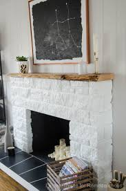 how to update stone fireplace pictures best 20 stone fireplace