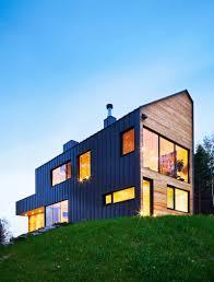 Modern Barn House La Grange Modern Architecture