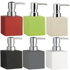 design seifenspender design seifenspender soft touch dosierer keramik quadratisch
