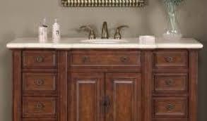 54 inch bathroom vanity single sink bitspin co