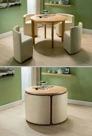 Dining Room Sets For Small Spaces How To Choose Modern Furniture For Small Spaces