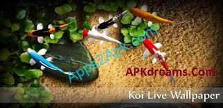 koi live wallpaper version apk free koi live wallpaper v1 9 apk 4appsapk android apps