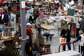 halloween city elgin il grayslake illinois vintage flea market zurko promotions