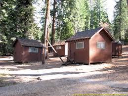 camp cabins grant grove village