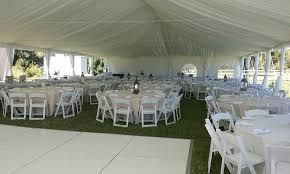 baseball tent chair event furniture party rentals tents rental wedding decor
