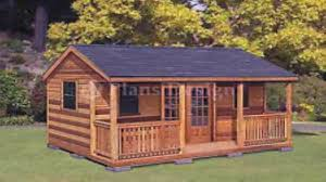 Small House Build Shed Style House History Youtube