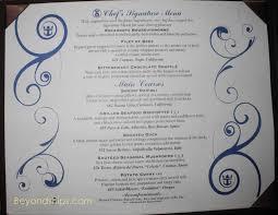 Liberty Of The Seas Menu Main Dining Room - Dining room menu