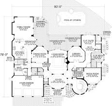 striking stair tower 32072aa architectural designs house plans