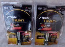 stiga titan table tennis racket stiga titan table tennis racket ebay