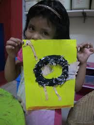 the 2balqis letter craft o ostrich c caterpillar g guitar d
