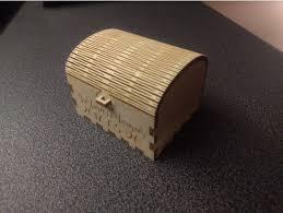 Wedding Ring Box by Wedding Ring Box By Lapkritis Thingiverse