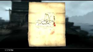Treasure Map 3 Skyrim Skyrim Treasure Map 3 Location Youtube