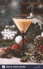 martini eggnog egg flip cocktail stock photos u0026 egg flip cocktail stock images