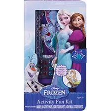 disney frozen activity fun kit 1 marker 30 activity pages 2 gem