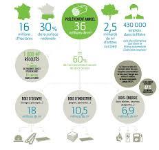 chambre d agriculture 60 forêt en infographies chambres d agriculture infos metier