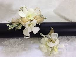 gold boutonniere florist gift baskets charleston south charleston west