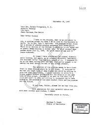 cofa8 2010 pippileaks pippileaks in 1957 letter manchester