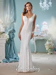 mon cheri wedding dresses enchanting by mon cheri 116138 patchwork casual bridal gown