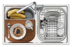 Australian Made Oliveri Sink With Integrated Accessories To Make A - Oliveri kitchen sink