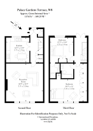 Palace Floor Plans Airy And Elegant 2 Bedroom Flat Near Kensington Gardens A Place