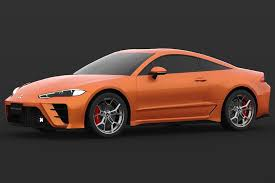 mitsubishi eclipse too bad this 2020 mitsubishi eclipse rendering is only a rendering