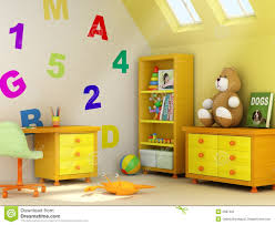 child room child room stock illustration illustration of chair floor 2675958