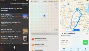 maps directions how to use siri to get directions and maps on iphone or imore