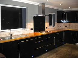 black gloss kitchen ideas black gloss kitchen cabinets home design ideas