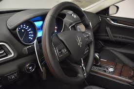 maserati car interior 2017 2017 maserati ghibli s q4 stock w398 for sale near greenwich ct