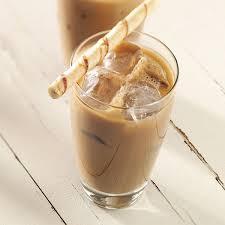 iced coffee latte recipe taste of home