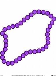 mardi gras beaded necklaces bead necklace clip 23