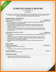 Rn Resume Template Free 8 Registered Resume Templates Free Bill Pay Calendar