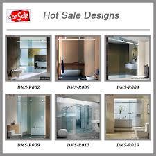 Ready Made Bathroom Cabinets by Ready Made Prefab Bathroom Shower Glass Bathtub Buy Prefab