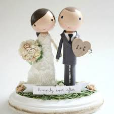 wedding topper beautiful custom wedding cake topper sheriffjimonline